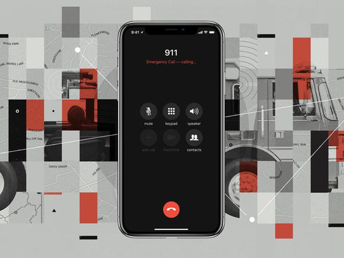 Apple's iOS 12 will automatically share location data with 911 responders     - CNET